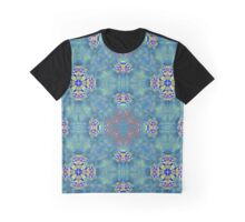 Kaleidoscope texture  Graphic T-Shirt