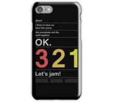 Cowboy Bebop Intro iPhone Case/Skin