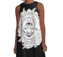 Sun & Moon A-Line Dress