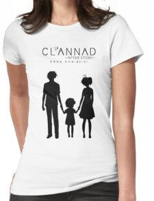 CLANNAD ~After Story~ Womens Fitted T-Shirt