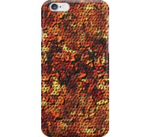 Vintage texture iPhone Case/Skin