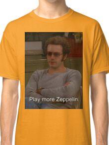 Play More Zeppelin Classic T-Shirt