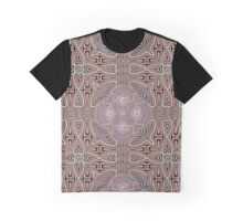 Fourteen Pointed Pulse Graphic T-Shirt