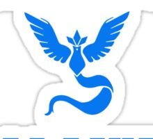Property of Team Mystic Sticker