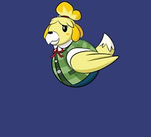Animal Crossing: Isabelle Unisex T-Shirt
