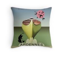 PillowTote - Ardennes Throw Pillow
