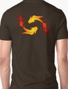 koi dance_large print  for hoodies Unisex T-Shirt