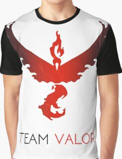 Pokemon GO! Team Valor Graphic T-Shirt