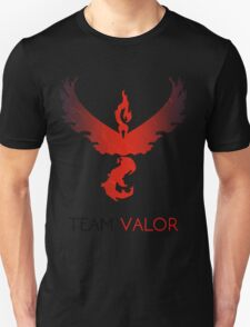 Pokemon GO! Team Valor Unisex T-Shirt