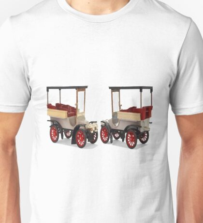 olden day cars Unisex T-Shirt