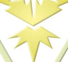 Team Instinct | Pokemon GO Sticker