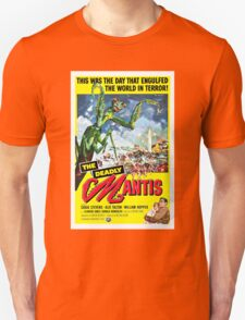 The Deadly Mantis Unisex T-Shirt