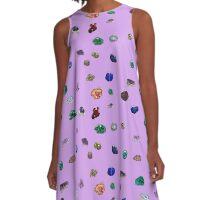 Rockin' Minerals A-Line Dress