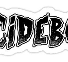 $uicideboy$ Creep Sticker
