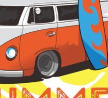 Enjoy The Summer Sticker