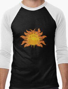 Le Soleil Men's Baseball ¾ T-Shirt