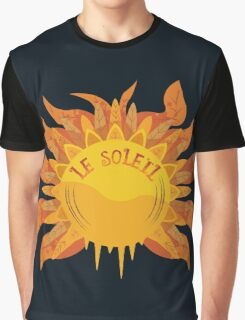 Le Soleil Graphic T-Shirt