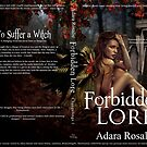 "Urban Fantasy Cover - ""Forbidden Lore"" by Adara Rosalie"