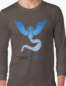 Pokemon GO! Team Mystic Long Sleeve T-Shirt