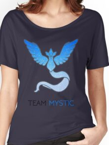 Pokemon GO! Team Mystic Women's Relaxed Fit T-Shirt