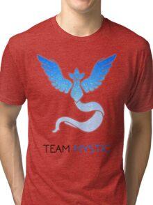 Pokemon GO! Team Mystic Tri-blend T-Shirt