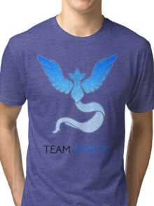 Pokemon GO! Team Mystic Tri-blend T-Shirt