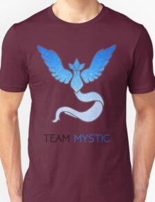 Pokemon GO! Team Mystic Unisex T-Shirt