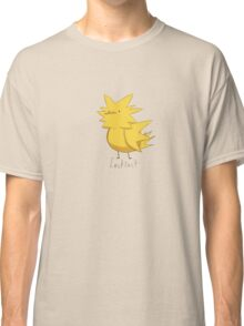 Team Instinct Zapdos Classic T-Shirt