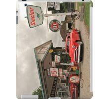 Sinclair Gas Station iPad Case/Skin