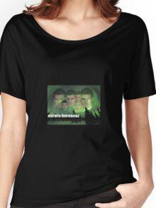 Aurora Boreanaz Women's Relaxed Fit T-Shirt