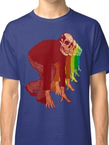 Racing Rainbow Skeletons Classic T-Shirt