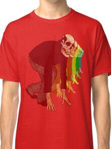 Racing Rainbow Skeletons Classic T-Shirt