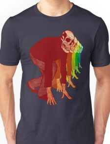 Racing Rainbow Skeletons T-Shirt