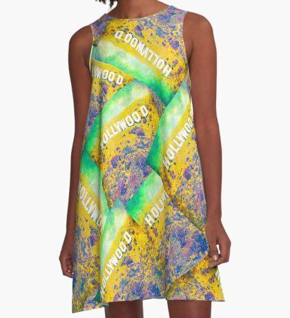 Hollywood A-Line Dress