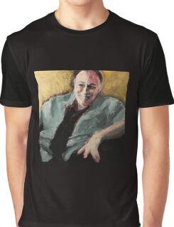 Tony Soprano Graphic T-Shirt