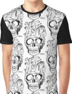 "MOOCH_MMXV ""Skulls are cool"" Graphic T-Shirt"