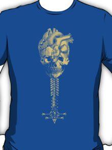 beat, bone & bass (version 2) T-Shirt