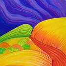 Perfect Pastels - Flinders Trails (bright) by Georgie Sharp