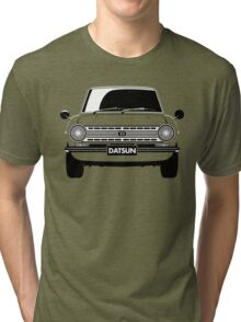 The Front Face Tri-blend T-Shirt