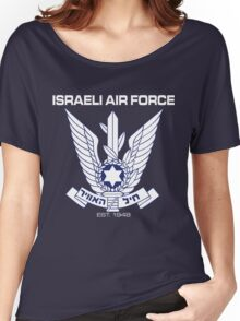 ISRAELI AIR FORCE Women's Relaxed Fit T-Shirt