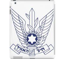 ISRAELI AIR FORCE iPad Case/Skin