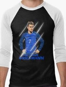 Griezmann Men's Baseball ¾ T-Shirt