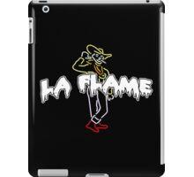 Travis Scott La Flame Dripping Logo iPad Case/Skin