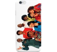 A Different World P2 iPhone Case/Skin