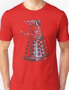 Dalek Graffiti Unisex T-Shirt
