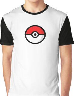 Pokéball Graphic T-Shirt