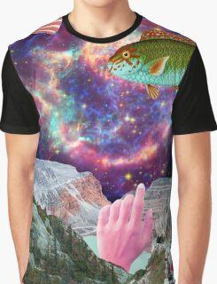 Flying Fish Graphic T-Shirt