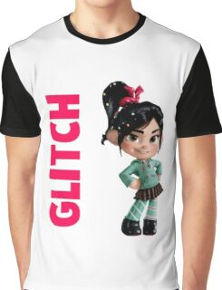Glitch Graphic T-Shirt