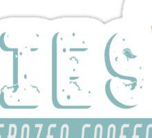 Fries Fine Frozen Confections - Mr. Freeze Sticker