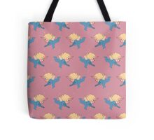 Baby Sketch Army Tote Bag